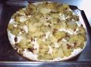 Flammenkuchen Kartoffel & Speck